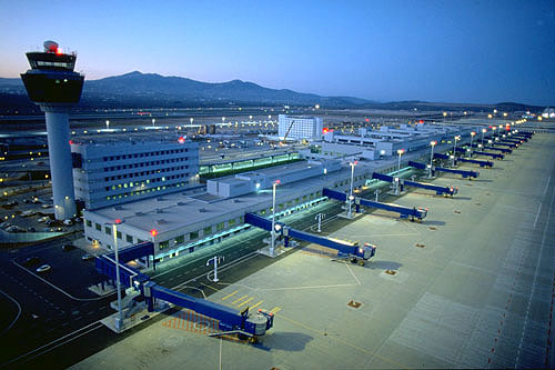 فرودگاه بین المللی ونیزلوس الفتریوس