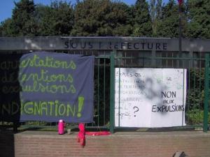 Arrests, Detentions,Expulsions? Indignation!